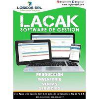 Sistema de Gestión LACAKsoft
